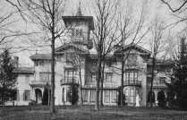 Guilford Mansion, courtesy the Guilford Association
