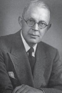 Edward L. Palmer (1877–1952). Courtesy the Guilford Association.