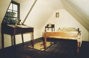 Poe House, 1971