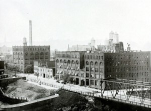 Crown Cork & Seal Factory, 1914