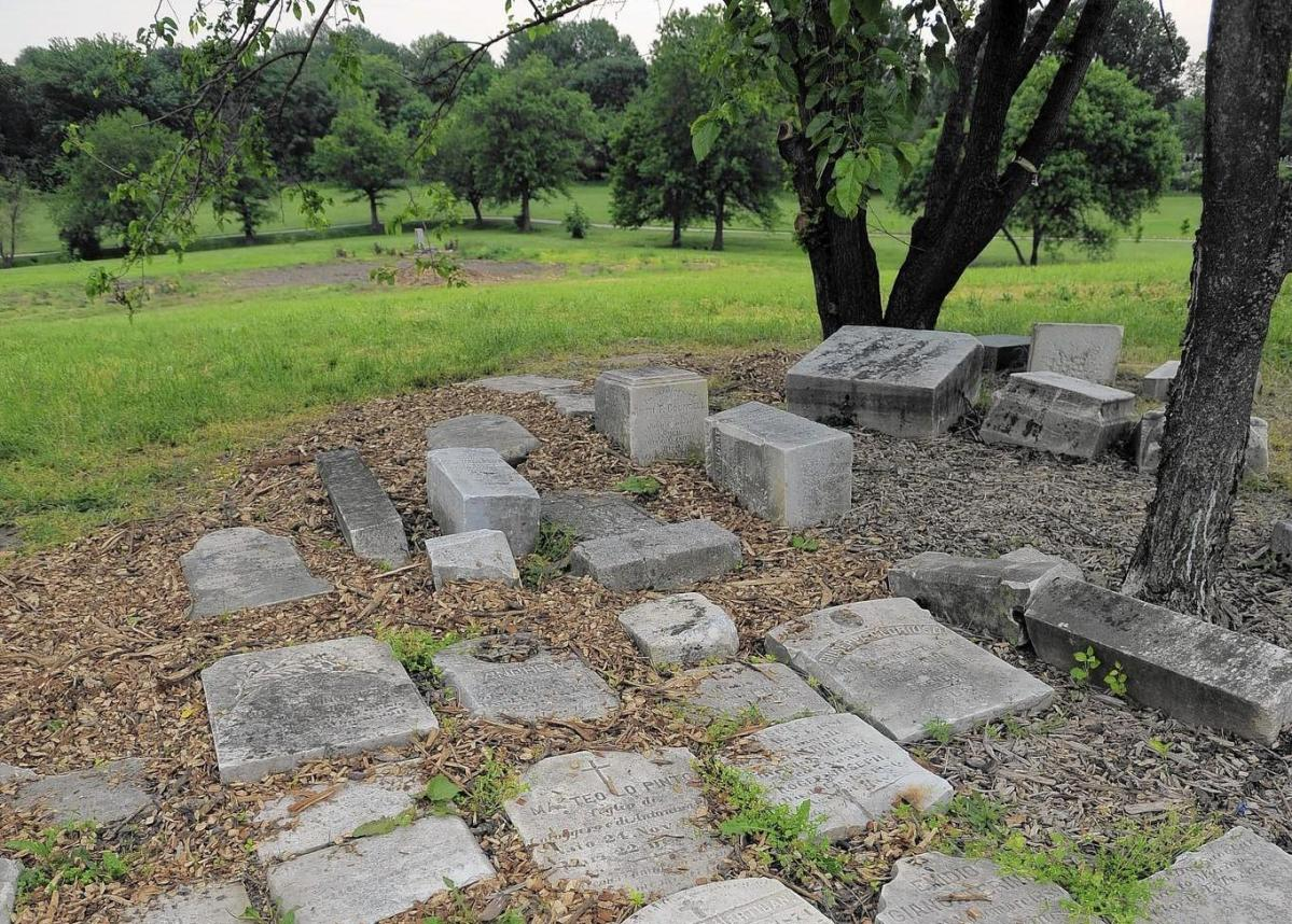 News Eagle Scout Cleans Up City Cemetery In Disrepair