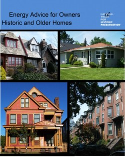 Energy Advice for Owners of Historic and Older Homes