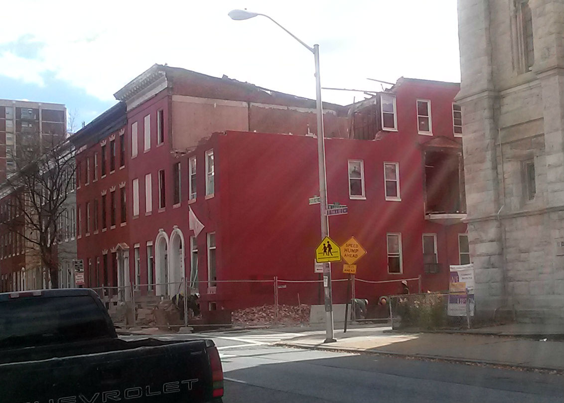 Freedom House demolition is a wake-up call for ...