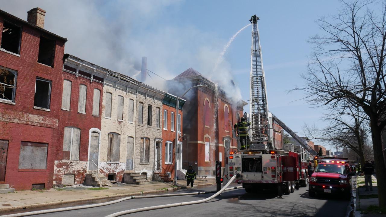 Baltimore Black Heritage Tours