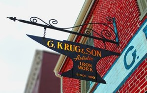 G Krug and Son Ironworks