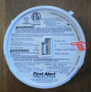 Smoke Detectors Manufacture Date