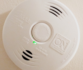 Combination Smoke and CO Detector