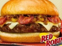 "Red Robin: Free ""Pirates"" Movie Ticket with Gift Card Purchase"