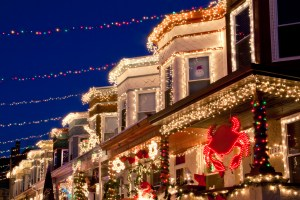 Miracle on 34th Street in Hampden