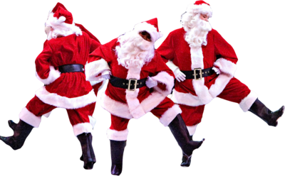 Christmas Dancing Santa.Guide To Christmas Holiday Shows And Concerts In Baltimore