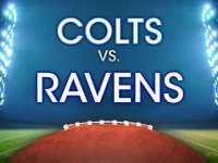 Discount tickets to Ravens vs. Colts on Dec. 23