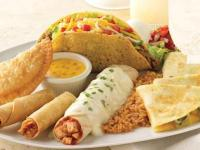 Create Your Own Combo for $5 at On the Border