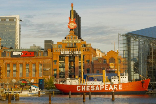 Chesapeake Lightship