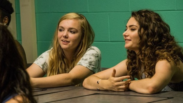 This is Eighth Grade free screening