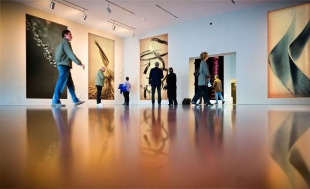 Free admission to museum