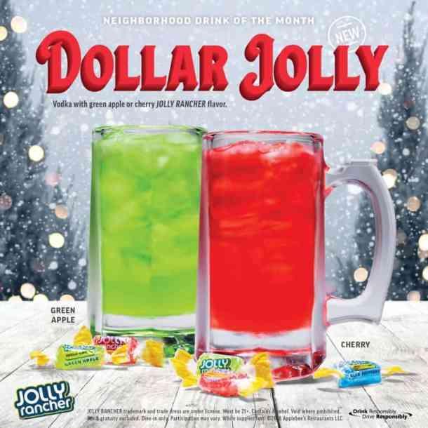 Applebee's Dollar Jolly special