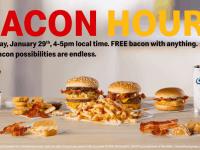 McDonald's Bacon Hours