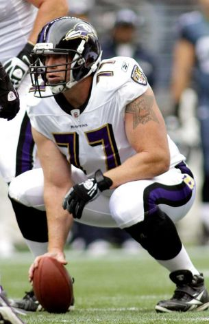 Ravens' 2012 offensive line may not look as different as first thought