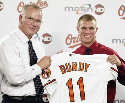 Bundy trade serves as reminder of Orioles' past — and unknown future