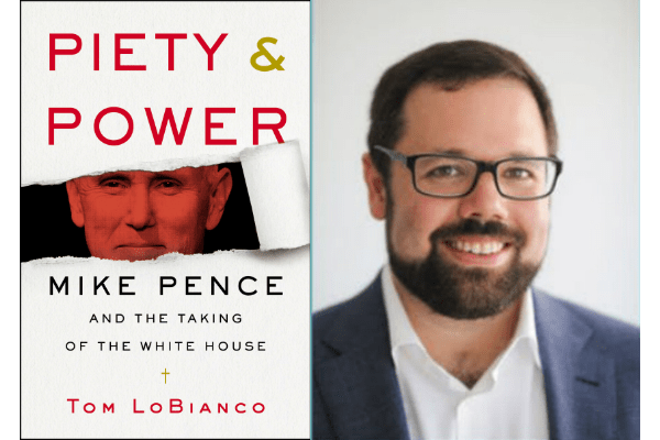 LoBianco tells us all he knows about Pence the politician