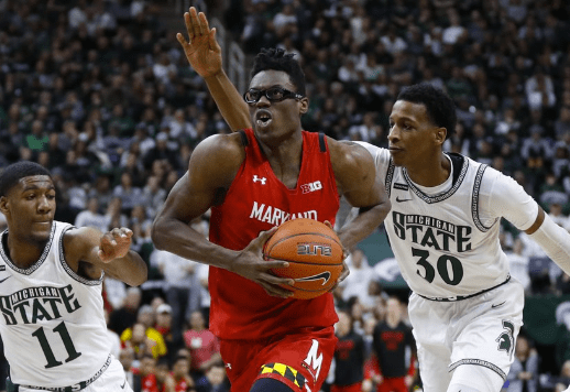Terps standout, Baltimore native Jalen Smith drafted by Phoenix Suns with 10th overall pick