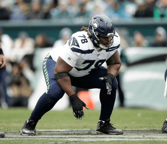 Ravens reportedly agree to deal with veteran guard D.J. Fluker
