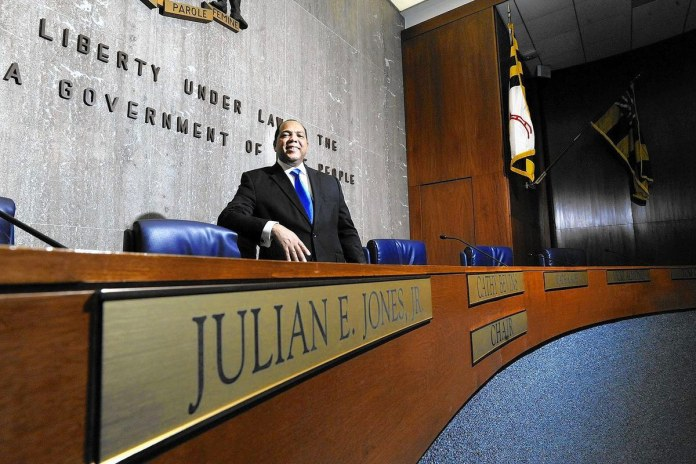 Councilman Jones discusses police reform and legislation in Baltimore County