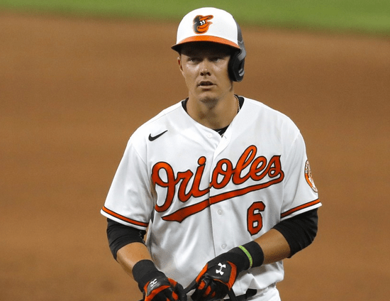 Mountcastle, Davis like two ships passing in the night for Orioles