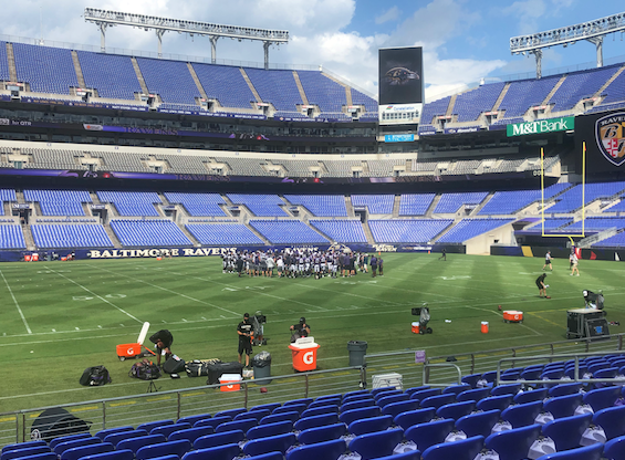 Twelve Ravens thoughts following Day 6 of open training camp