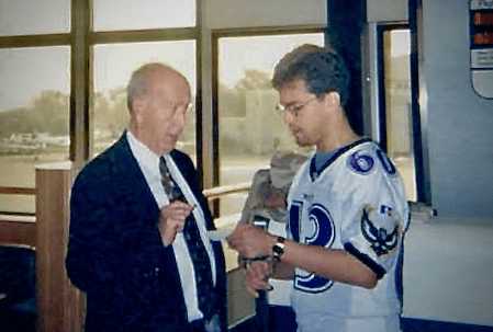 Gov. Schaefer on the life and times of Johnny Unitas and the Baltimore Colts