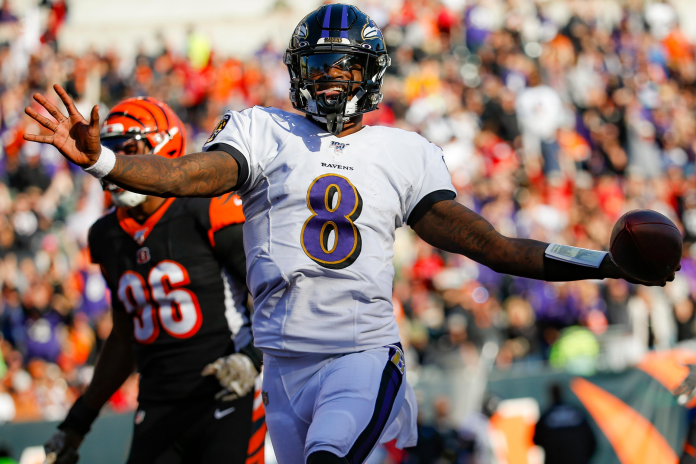 How can Bengals avoid further embarrassment from Lamar Jackson?
