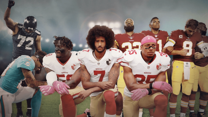 The sacrifice of Colin Kaepernick in the fight for social justice in the modern NFL
