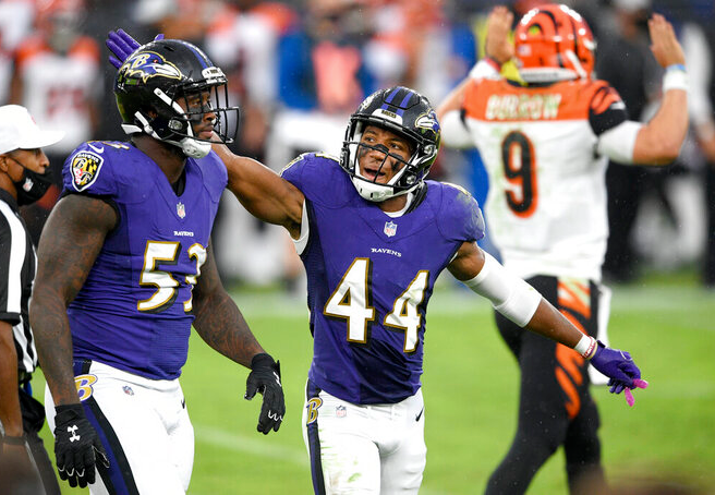 Humphrey headlines list of seven Ravens players voted to Pro Bowl