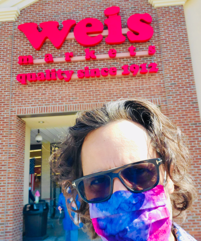 A local Weis guy walks into a market…