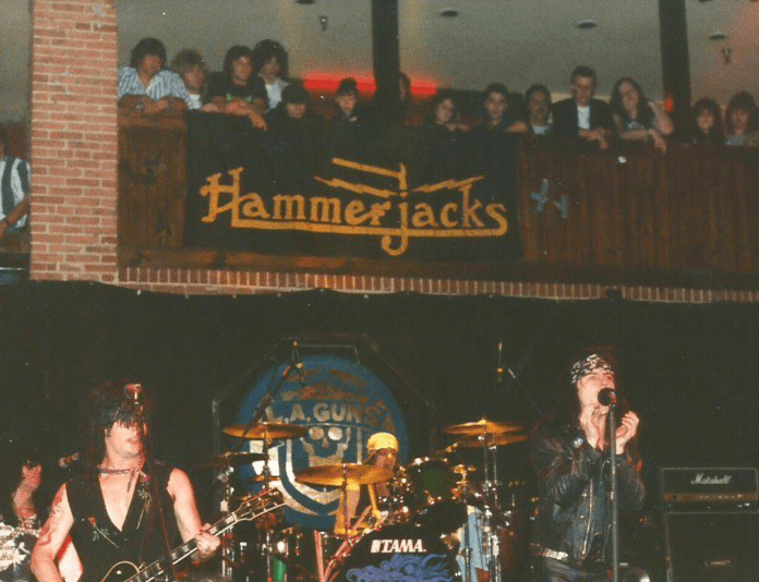 Telling the story of Hammerjacks from the street