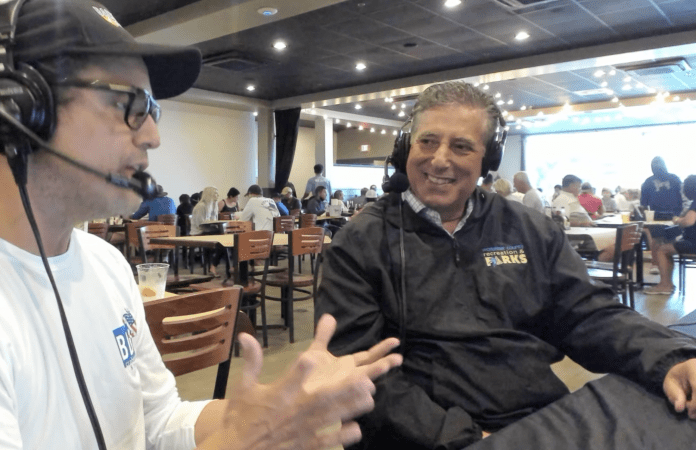 Perlozzo sells the magic of Ocean City and how a Cumberland kid wound up at the beach