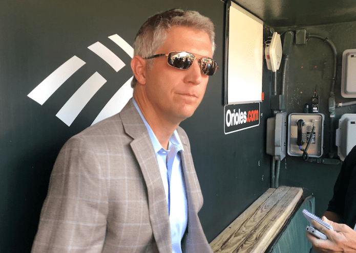 To no surprise, Elias says adding pitching tops list of Orioles' offseason priorities