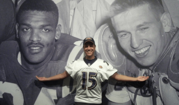 Nestor tells old Colts and Ravens war stories