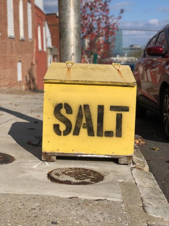 Saltbox on E. Fort Ave. & Webster St., Riverside