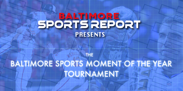 Baltimore Sports Moment of the Year Logo