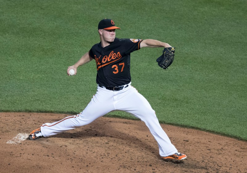 Dylan Bundy - Baltimore Orioles pitching