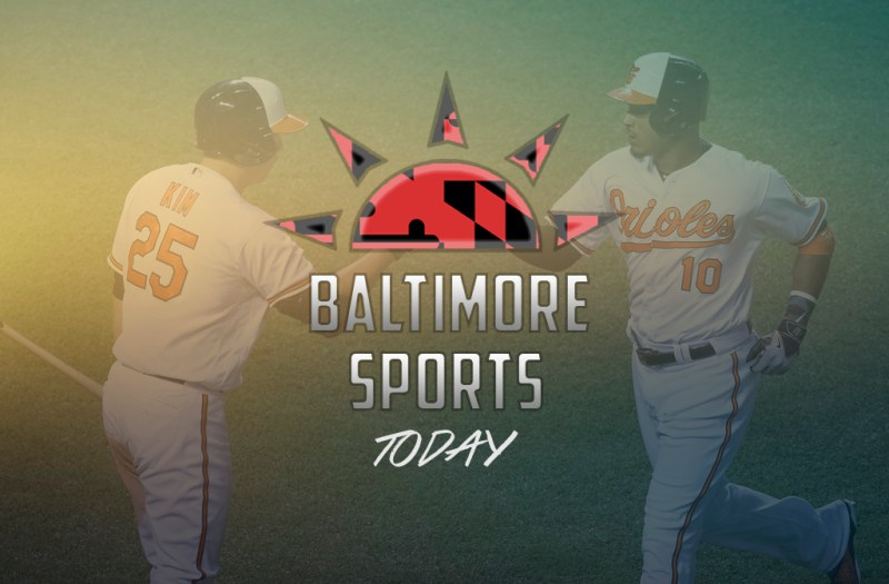 Baltimore Sports Today: Adam Jones and Hyun Soon Kim