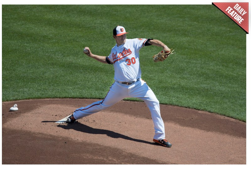 Chris Tillman - Baltimore Orioles SP