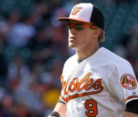 Nate McLouth - Baltimore Orioles outfielder