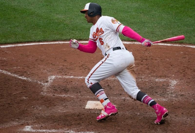 Jonathan Schoop - Baltimore Orioles second baseman
