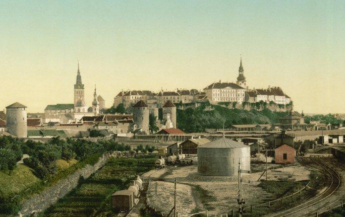 Reval (1890-1900). Wikimedia