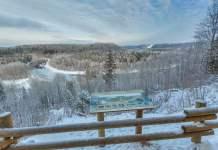 Wilde Natur. Lettland im Winter