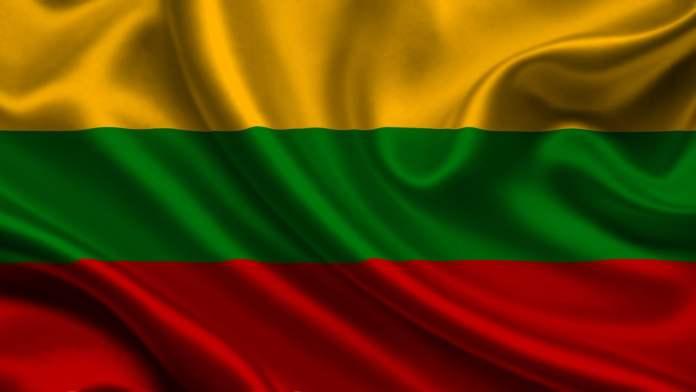 Lithuanian national flag
