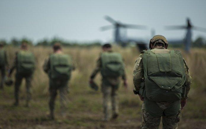 Stillschweigend verlegen USA Spezialeinheiten an Russlands Grenze – Medien