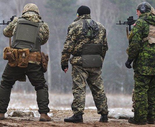 Offiziell bestätigt: Kanada wird tödliche Waffen an Ukraine liefern